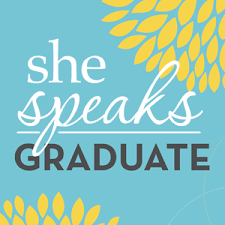 She Speaks Graduate
